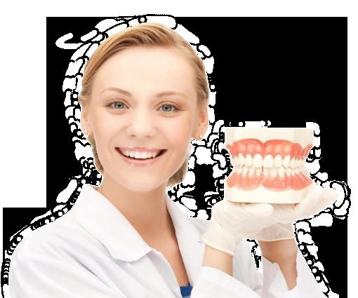 Протезирование зубов!